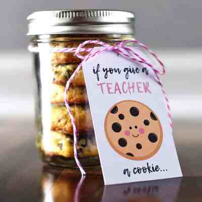 Diy gifts archives bre pea free teacher gift printable if you give a teacher a cookie solutioingenieria Images
