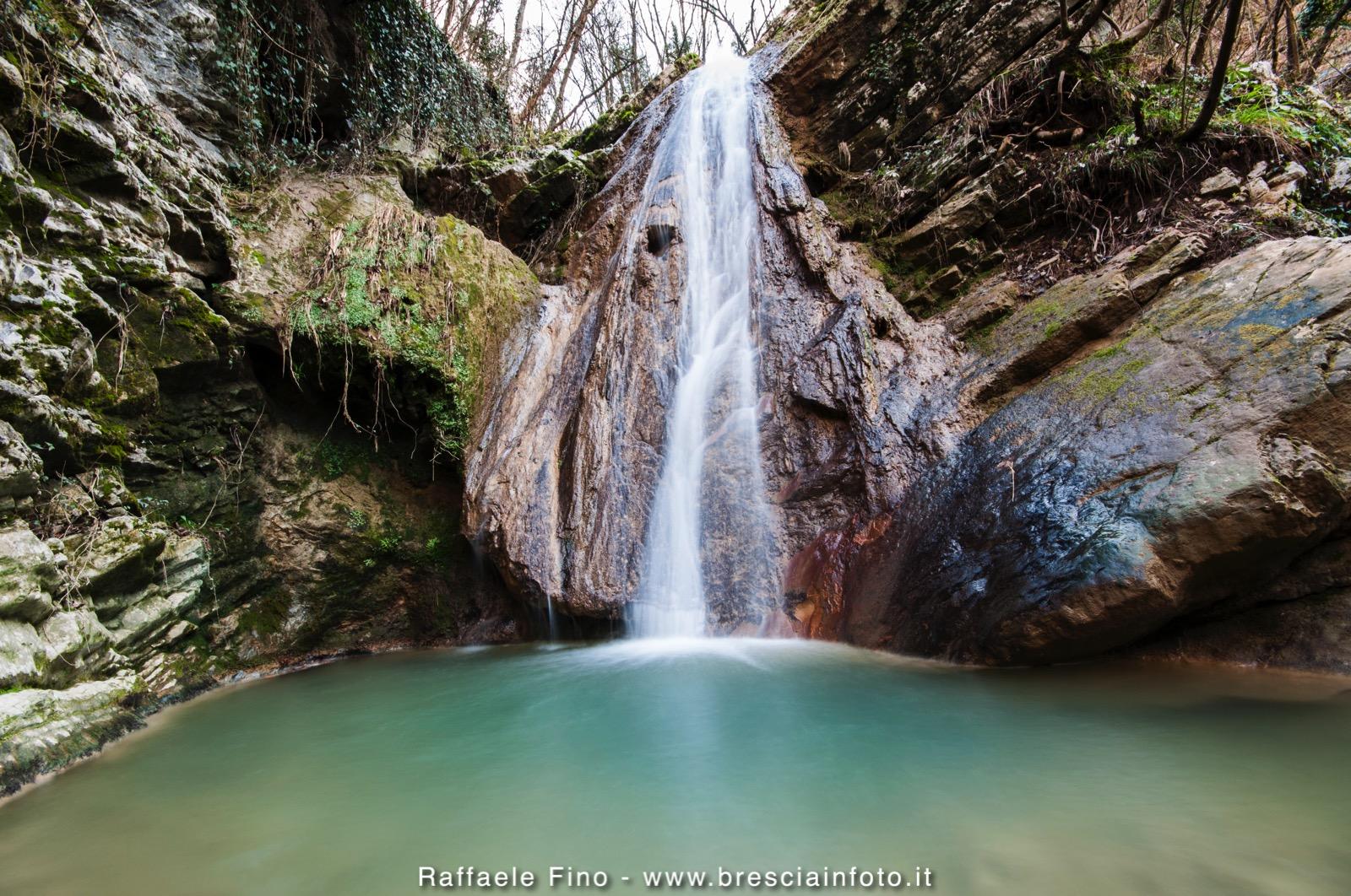Valle delle Cascate  Monticelli Brusati  Brescia a Tavola