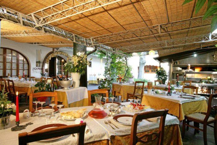 Antica Trattoria C Na aperti in agosto  Brescia a Tavola News