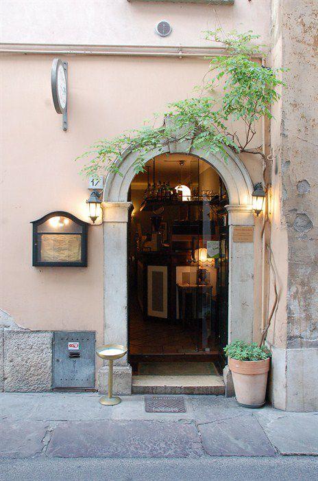 Osteria Zia Gabri  Brescia centro storico  Consigliato da Brescia a Tavola