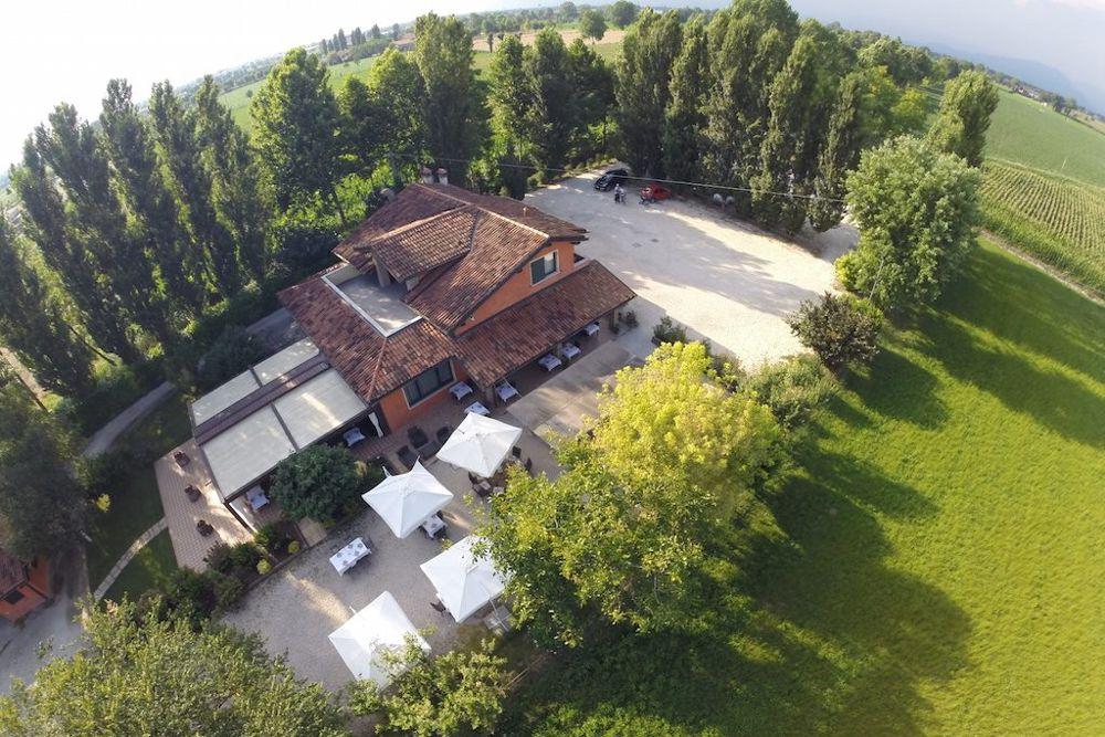 Ristorante Corte delle Fate di Bagnolo Mella nella Bassa Bresciana