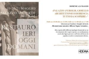 Restauri-amo @ Palazzo Averoldi | Brescia | Lombardia | Italia