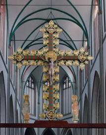 Dom Schwerin, Triumpfkreuzgruppe