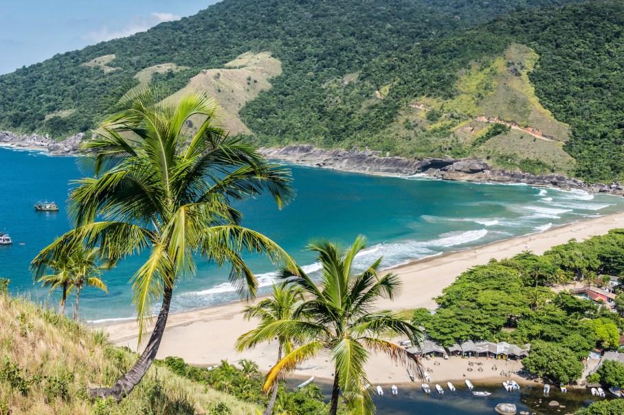 Découvrez les îles paradisiaques du Brésil - l'Archipel d'Ilhabela