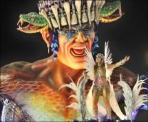 Voyage Au Carnaval De Rio 2019 - Circuit