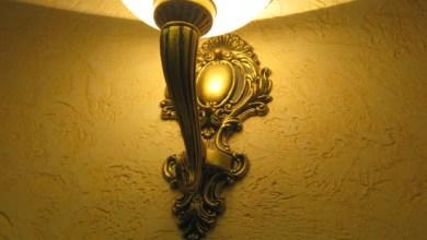 אור הצדיק,מנורה יפה