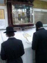 קברות צדיקים, ישיבת ברסלב מאיר
