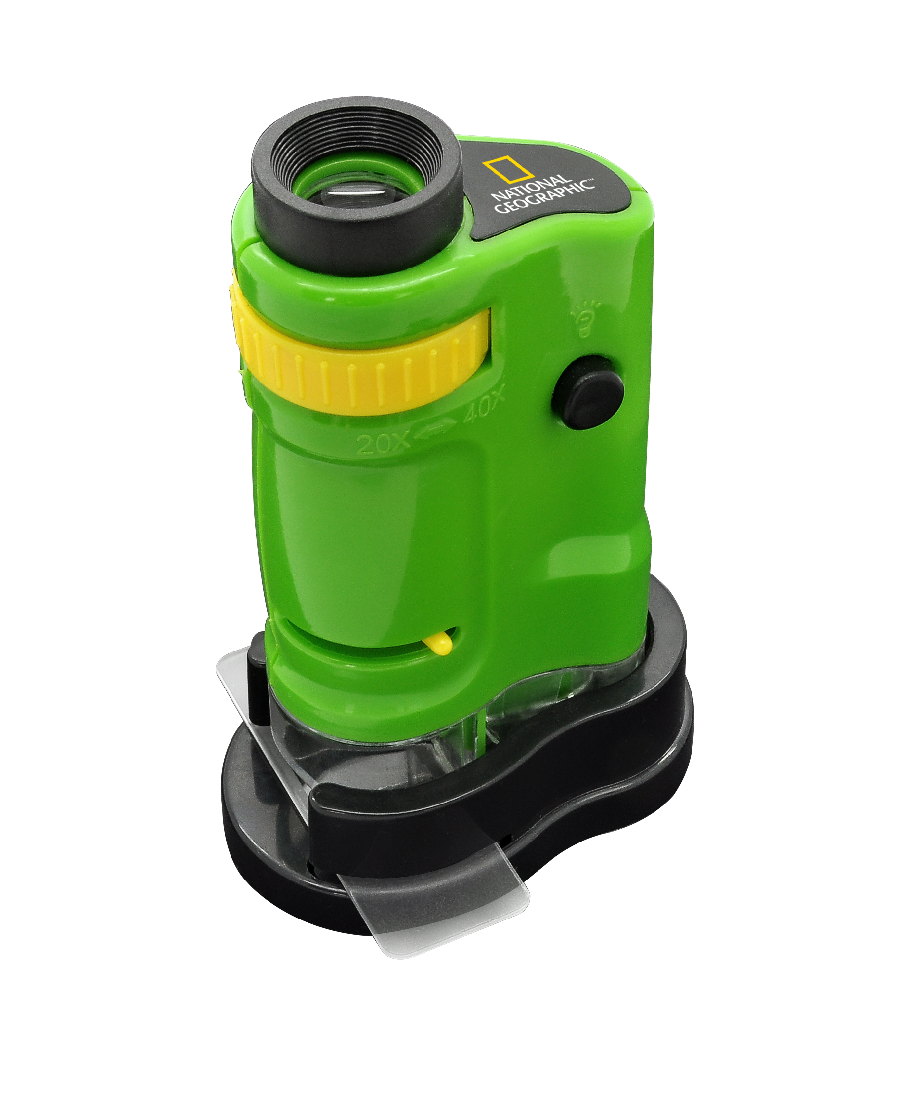 The ioptron handheld digital microscope is a simple to use microscope perfect for the classroom, home, or office. NATIONAL GEOGRAPHIC Compact Handheld Microscope   Bresser