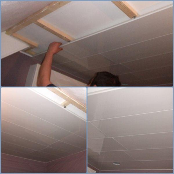 Faux Plafond 600x600 Cuisine Isolation Ides