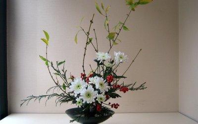 Nihon Deiz 2019 – Ikebana 生け花