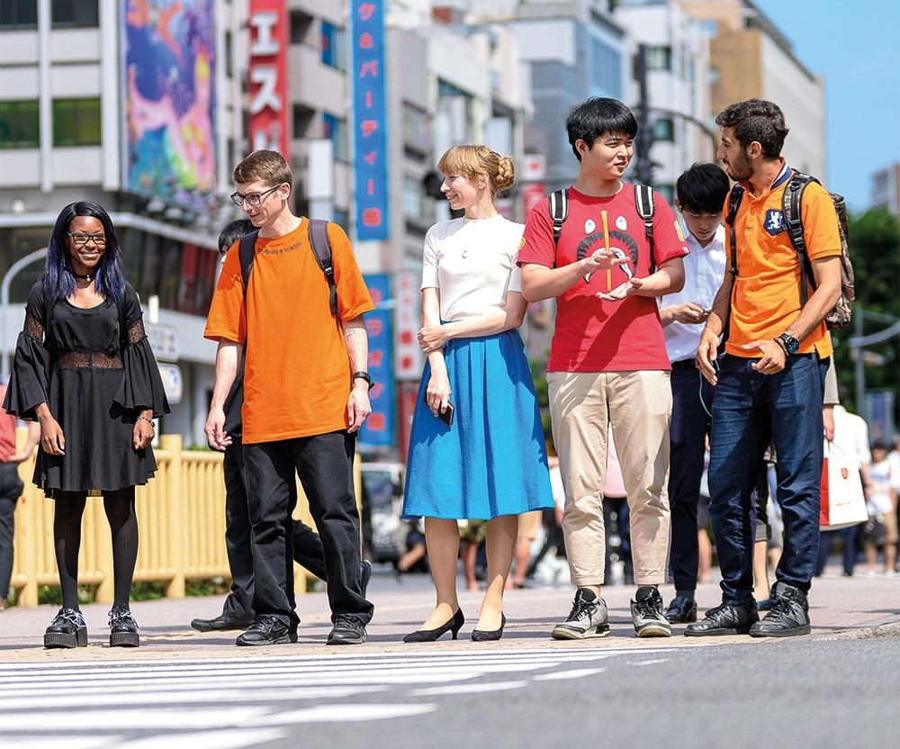 Experience Japan : un été au Japon avec SNG