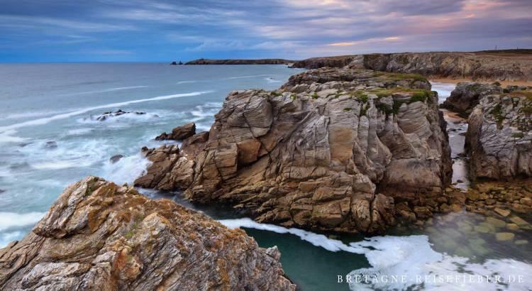 Halbinsel Quiberon Bretagne