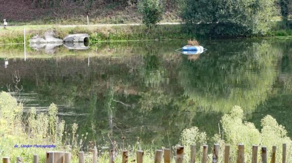 Ein See bei Pont Croix