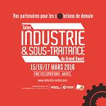 Salon Industrie et soustraitance du Grand Ouest  Nantes  Chambre de commerce et dindustrie