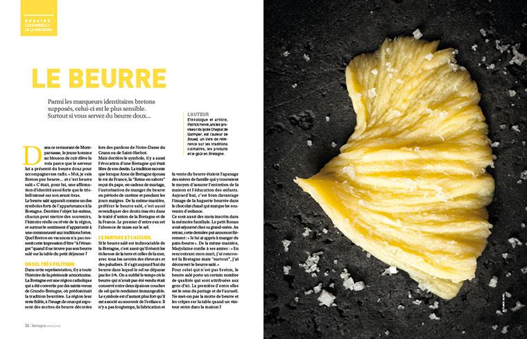 le beurre un symbole breton bretagne com
