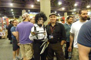 Edward Scissorhands Cosplay
