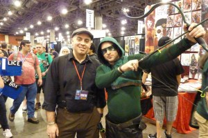 DC Green Arrow Cosplay