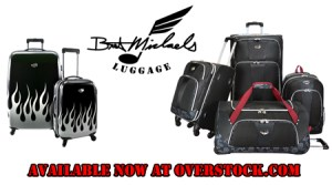 Bret Michaels Luggage Collection