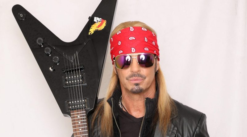 Bret Michaels on Sharknado