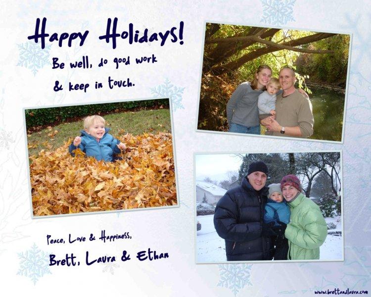 Happy Holidays 2008!