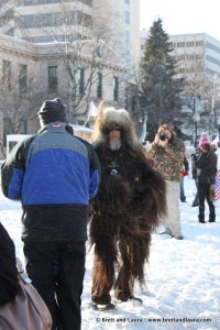 Chewbacca Lives in Anchorage!