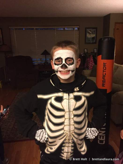 Our skeleton