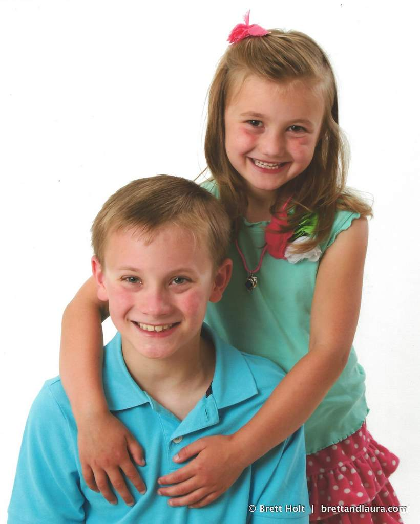 Our awesome kids