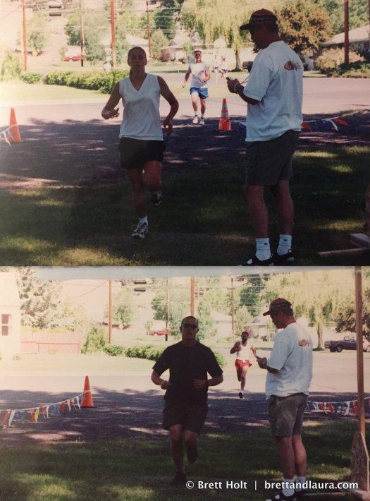 5K Race in Burns Oregon June 2001