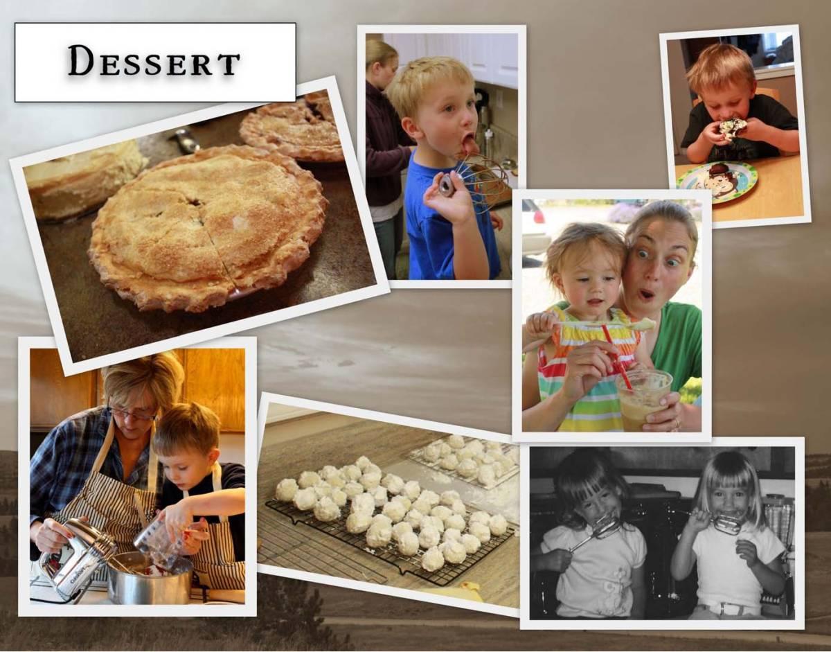 Holt Family Cookbook: Cranberry Walnut Bread