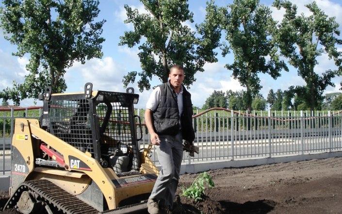 Paysagiste Bordeaux Arcachon : équipe Brettes