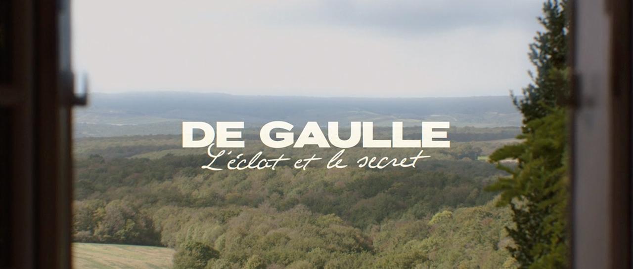De Gaulle , l'éclat et le secret