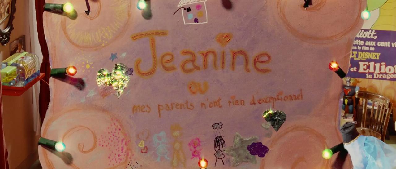 Jeanine (ou mes parents n'ont rien d'exceptionnel)