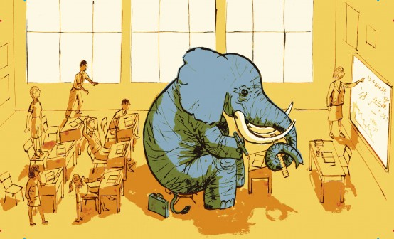 The elephant in the classroom: the World Bank and private education  providers - Bretton Woods Project