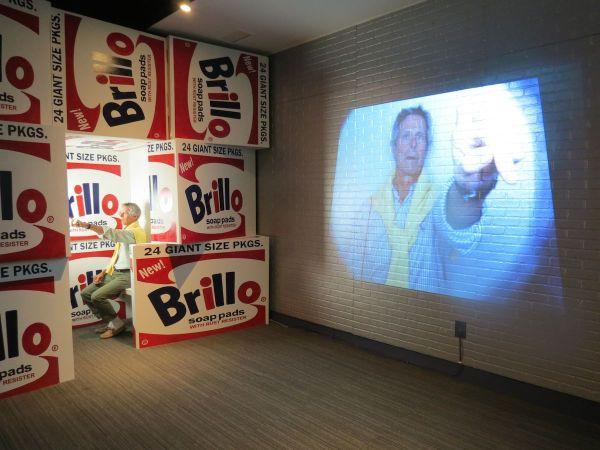 Pop Art Exhibits View Foosaner Museum Brevard Culture