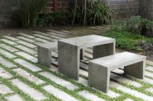 Outdoor Concrete Furniture Rockledge Melbourne Brevard