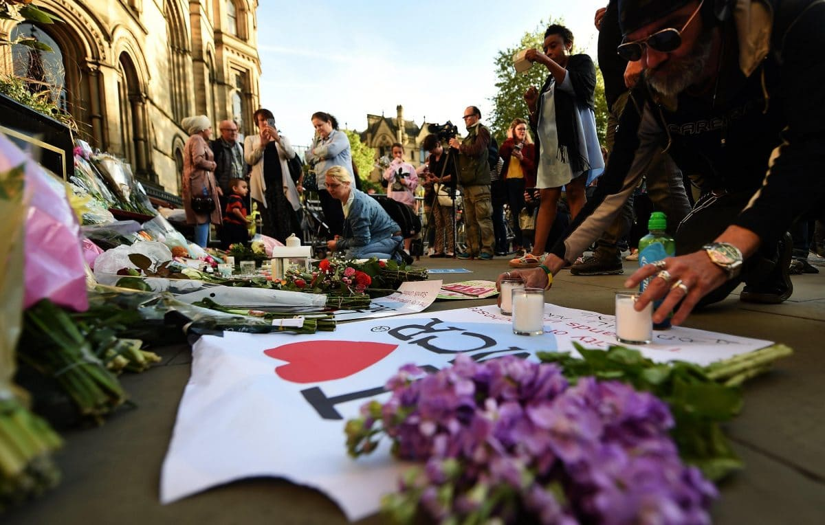 Britain on high alert following Manchester terror attack