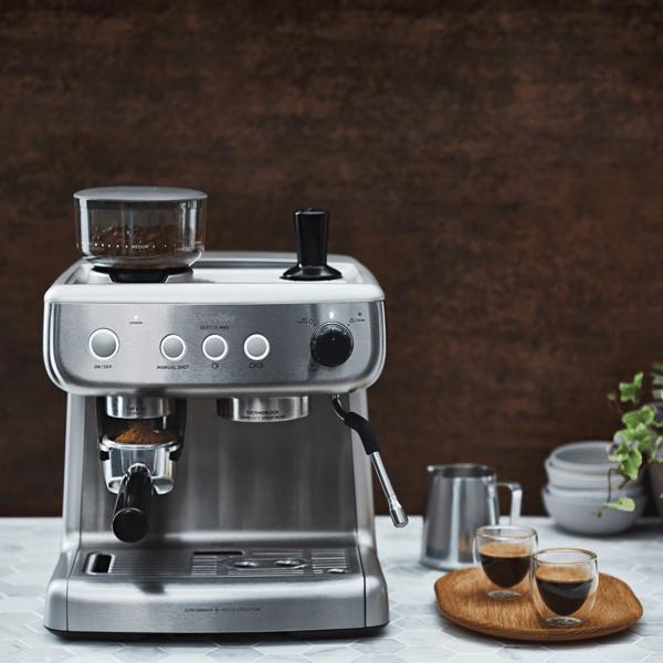 Sistem de preinfuzare a cafelei