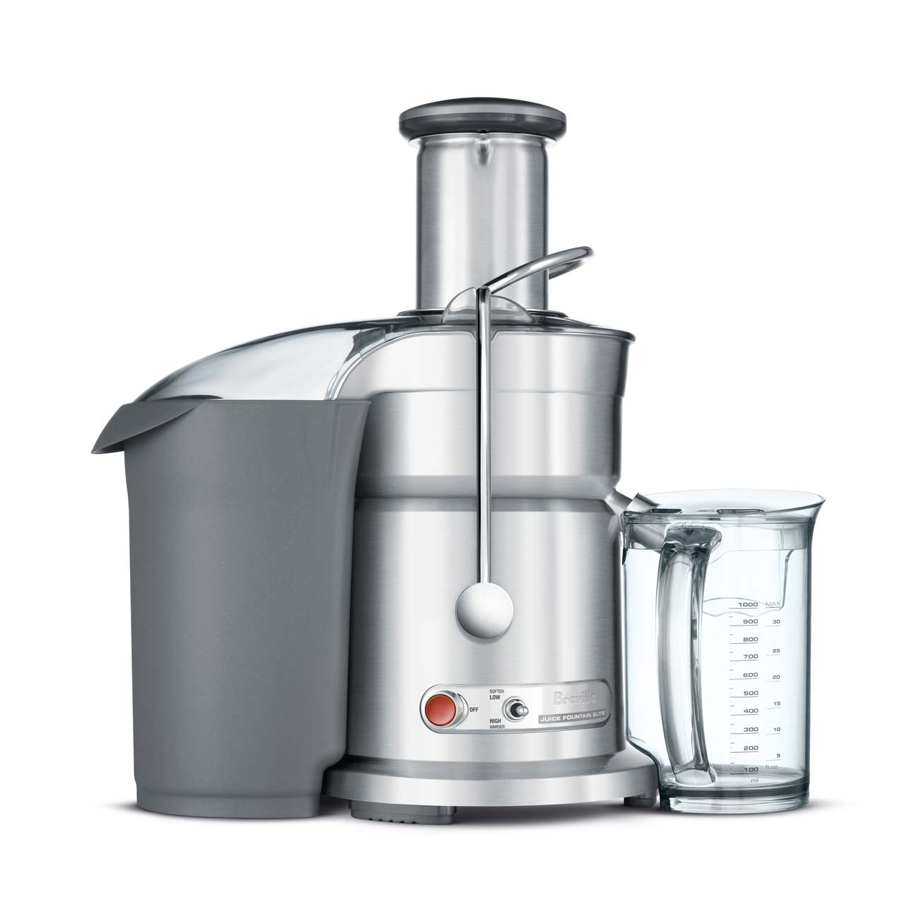 the Juice Fountain® Juicer Machine • Breville
