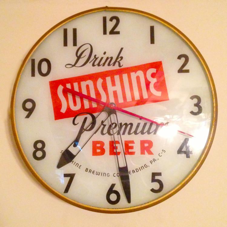 Sunshine PAM Clock