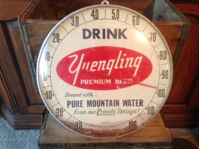 Yuengling Thermometer