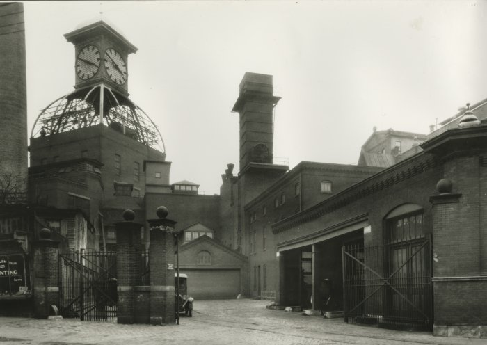 C. Schmidt & Sons Brewery Gate