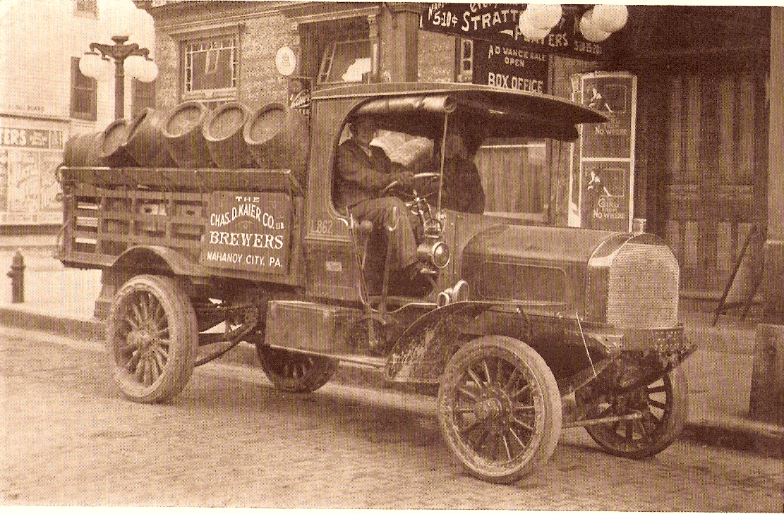 Kaiers Delivery Truck