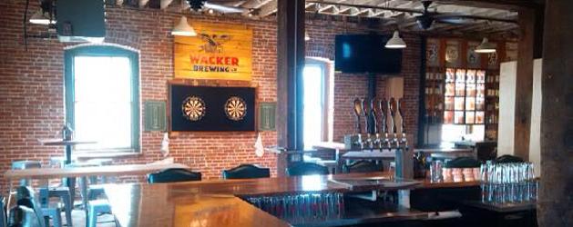 New Wacker Brew Pub