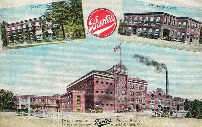 Bartels Brewery Factory Scene