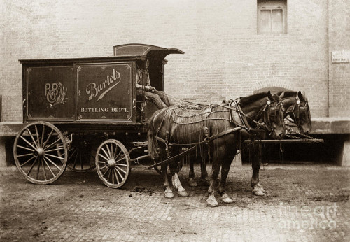 Bartels Delivery Wagon
