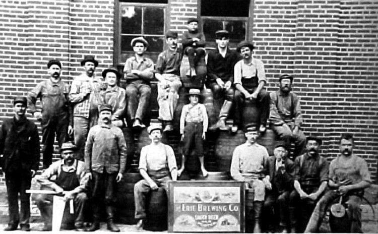Erie Brewery Workers