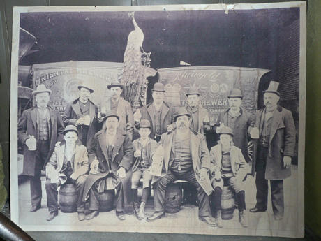 Weisbrod & Hess Brewery Workers