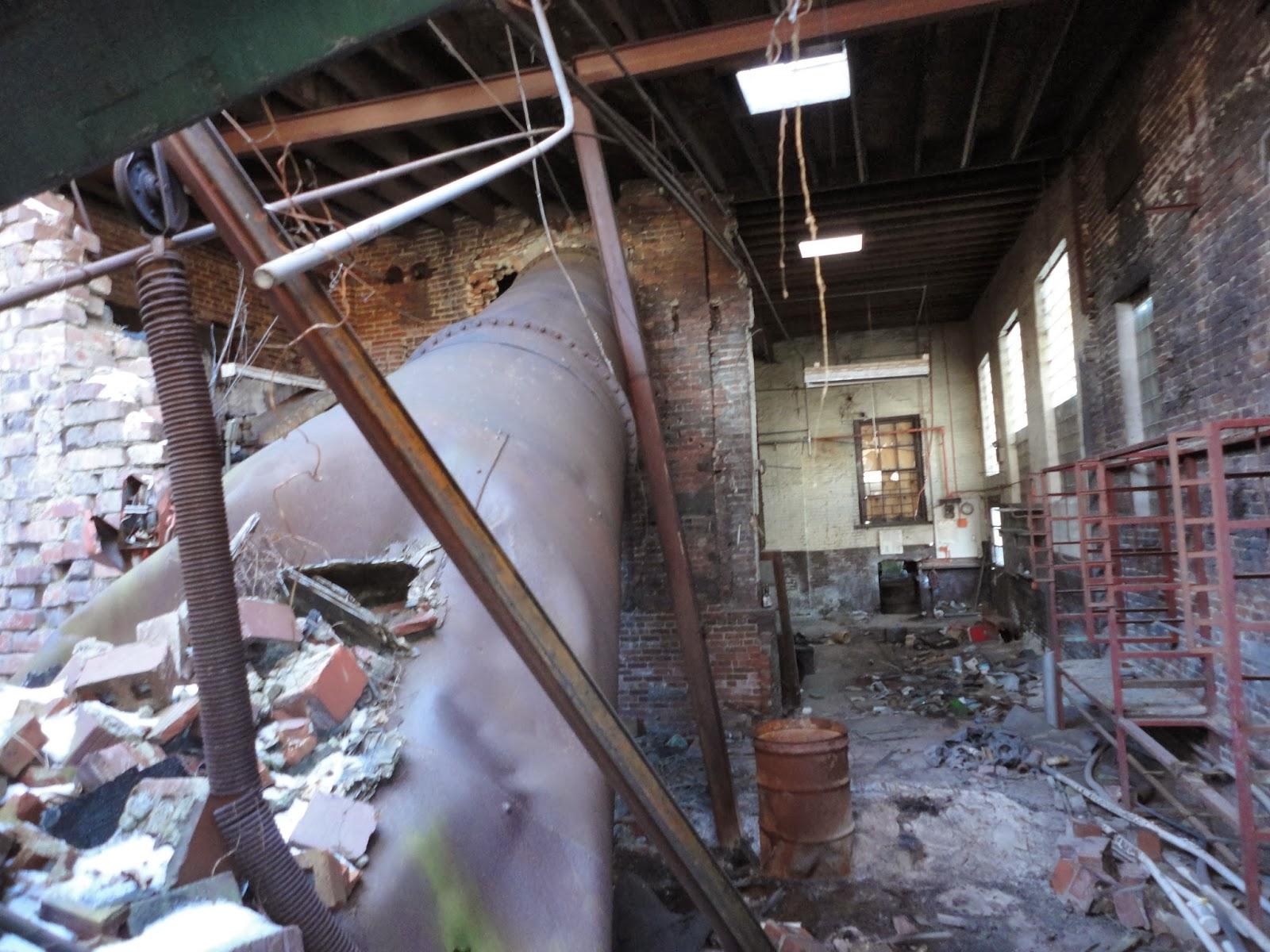 Jones Brewery - Demolition