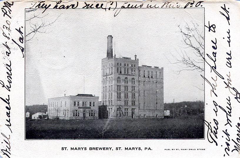 St. Mary's Brewery