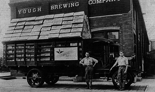 Tough Brewery & Delivery Truck